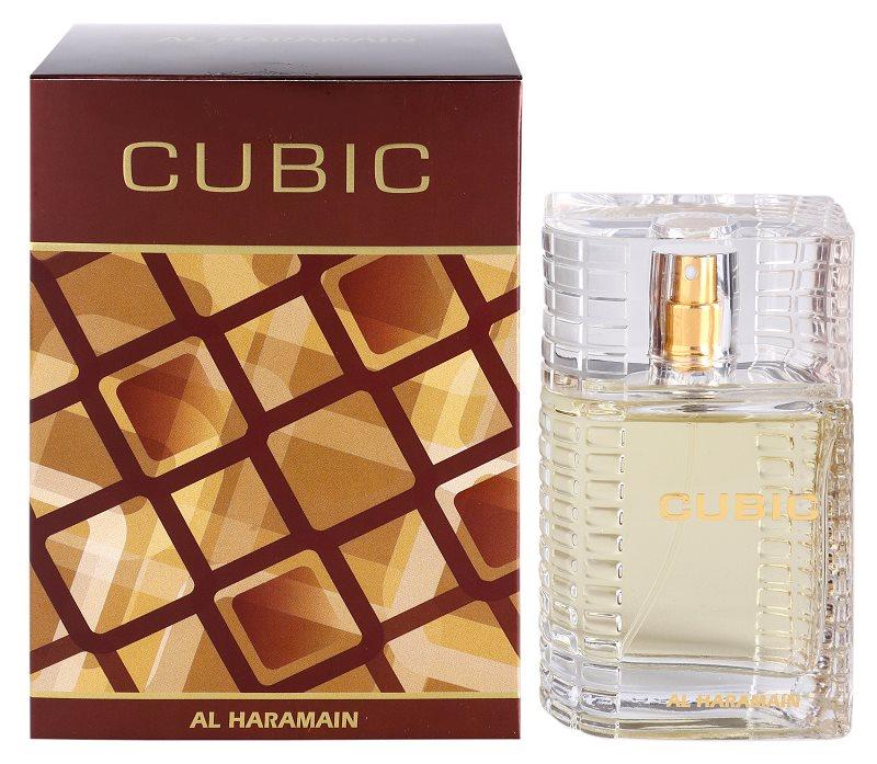 Al Haramain Cubic парфумована вода унісекс 100 мл