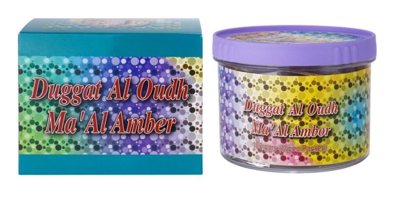Al Haramain Al Haramain Duggat Al Oudh Ma'Al Amber tамяни 100 гр.