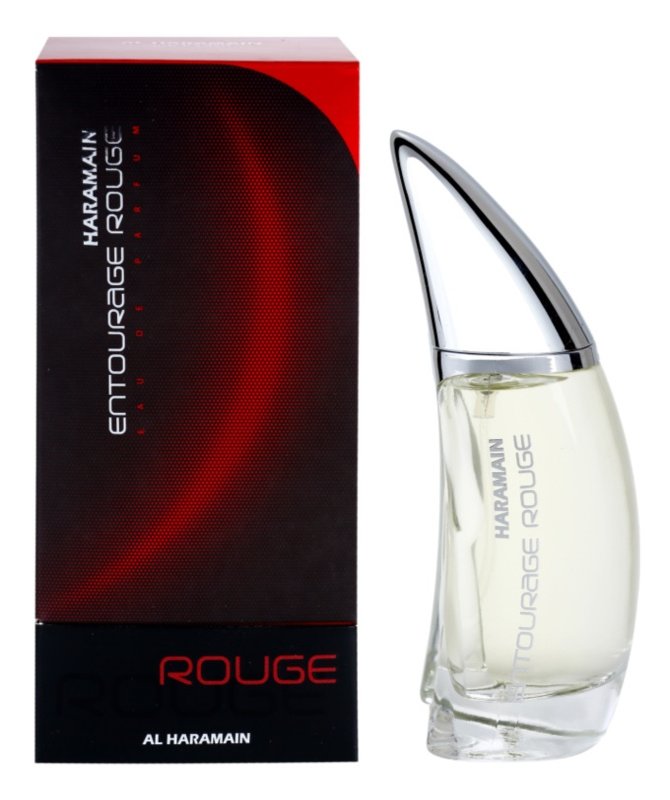 Al Haramain Entourage Rouge Eau de Parfum para mulheres 100 ml
