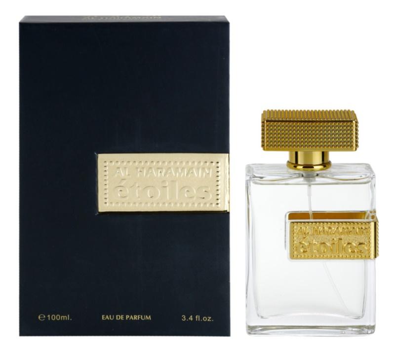 Al Haramain Etoiles Gold Eau de Parfum Damen 100 ml