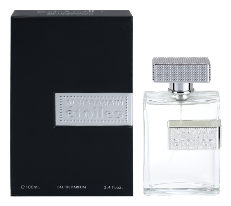 Al Haramain Etoiles Silver Eau de Parfum for Men 100 ml