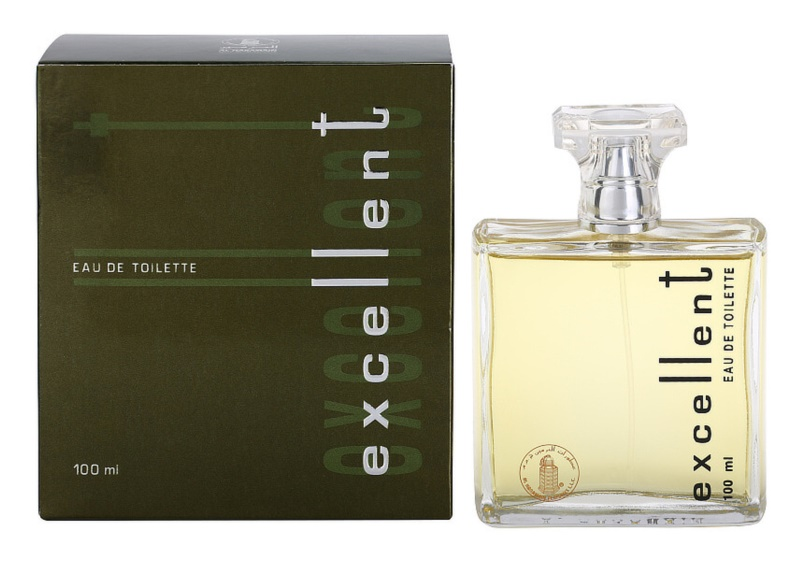 Al Haramain Excellent Eau de Toilette for Men 100 ml
