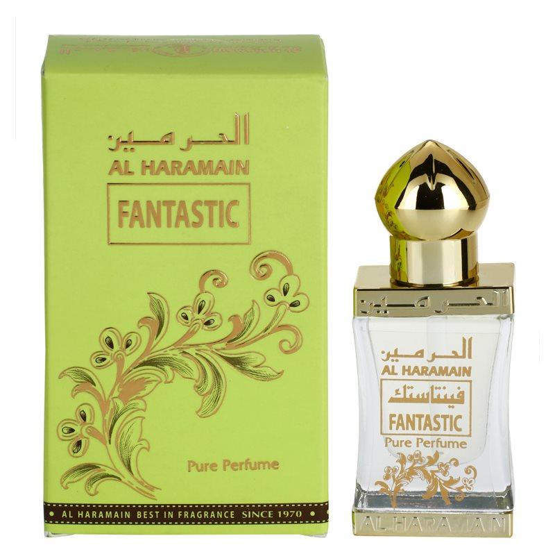 Al Haramain Fantastic ulei parfumat unisex 12 ml