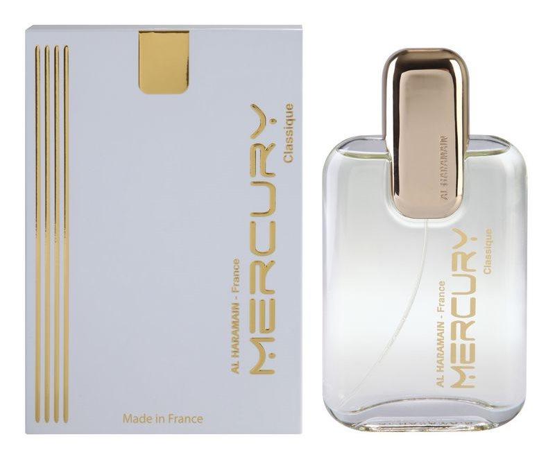 Al Haramain Mercury Classique parfemska voda uniseks 100 ml