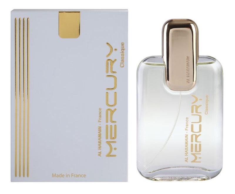 Al Haramain Mercury Classique parfumska voda uniseks 100 ml
