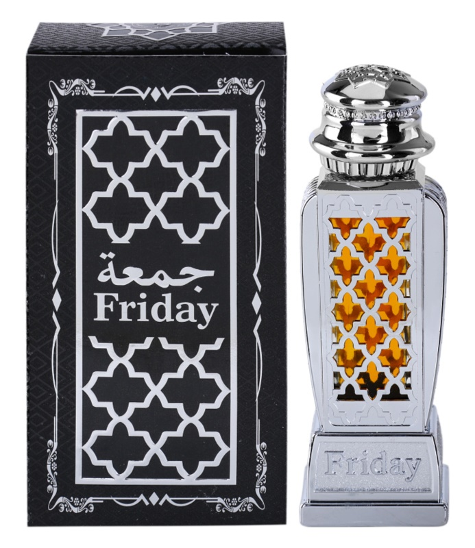 Al Haramain Friday Eau de Parfum for Women 15 ml