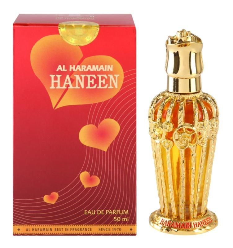 Al Haramain Haneen Eau de Parfum unisex 50 μλ