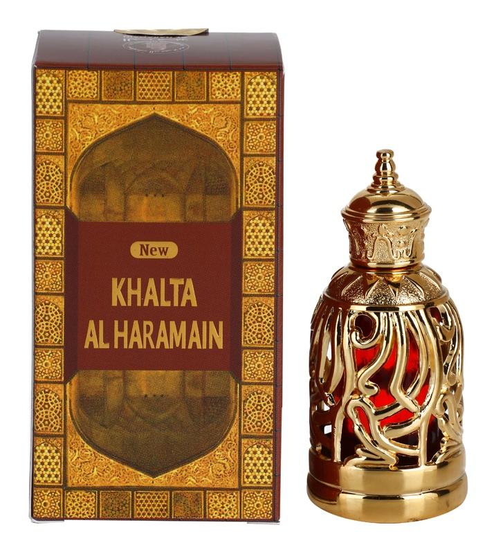 Al Haramain Khalta ulei parfumat unisex 12 ml