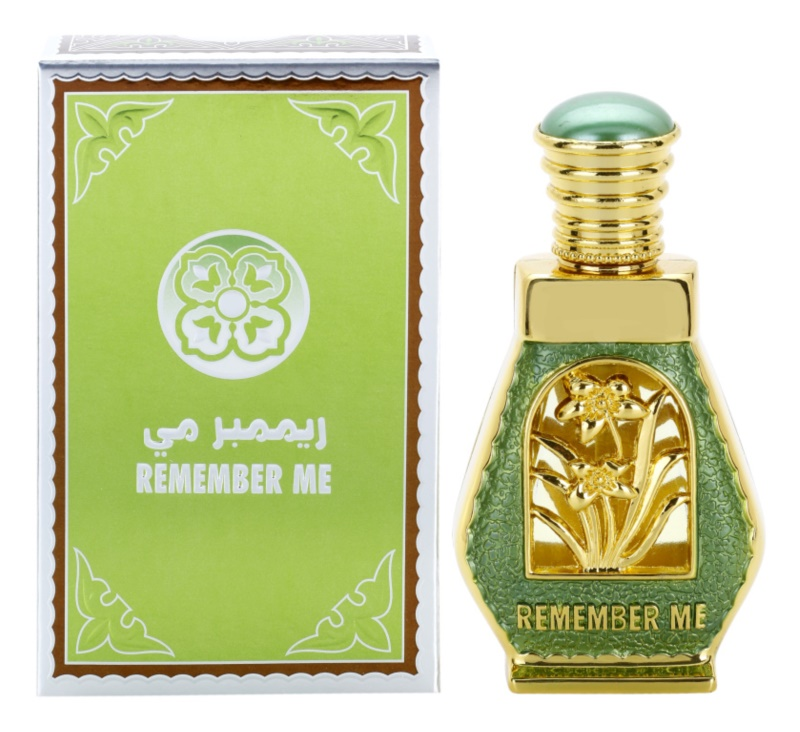 Al Haramain Remember Me Perfume unisex 15 ml