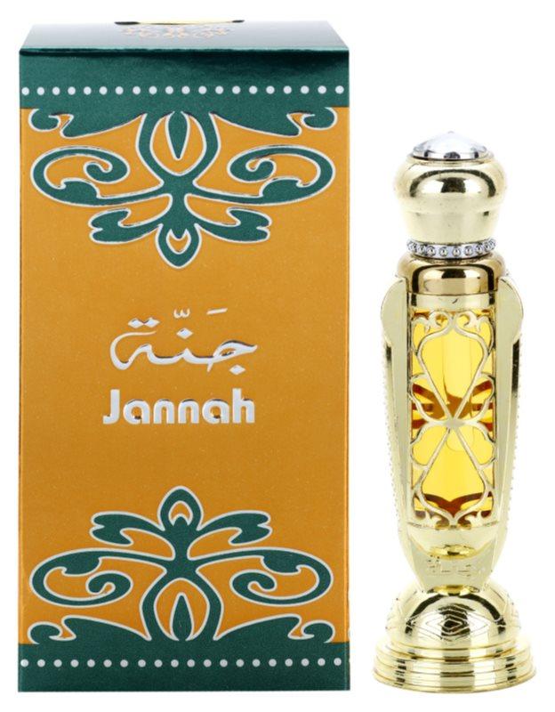 Al Haramain Jannnah Geparfumeerde Olie  Unisex 12 ml