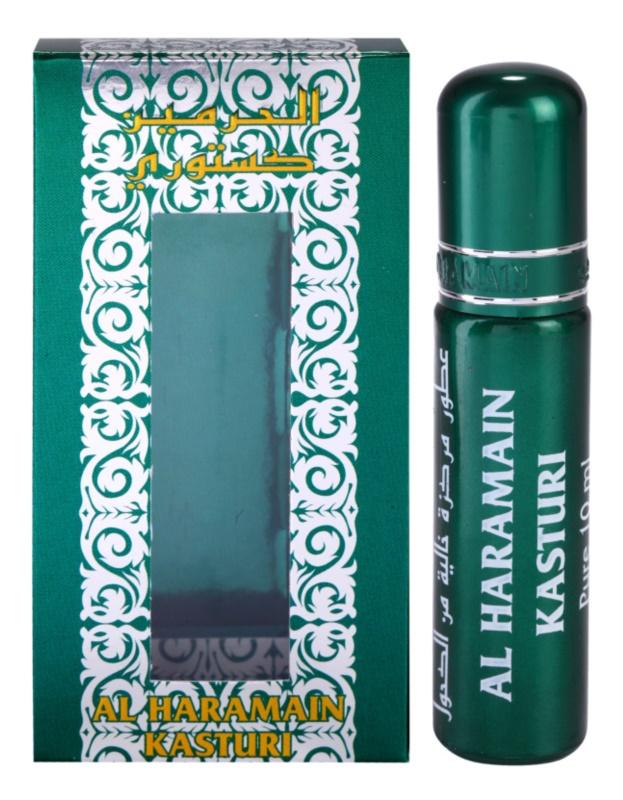 Al Haramain Kasturi parfumirano ulje za žene 10 ml