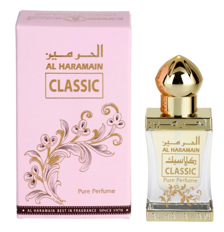 Al Haramain Classic huile parfumée mixte 12 ml
