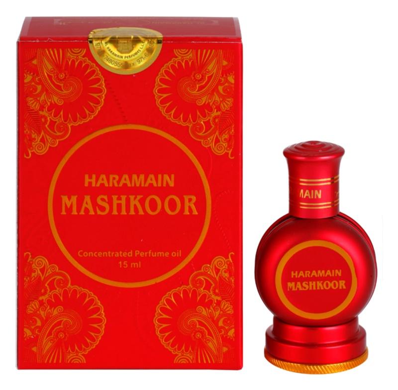 Al Haramain Mashkoor parfumirano ulje za žene 15 ml
