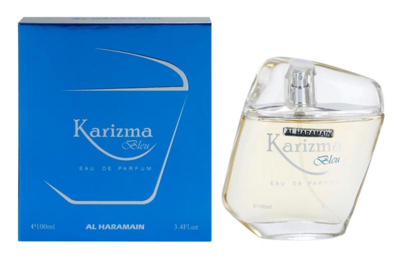 Al Haramain Karizma Bleu eau de parfum pour homme 100 ml