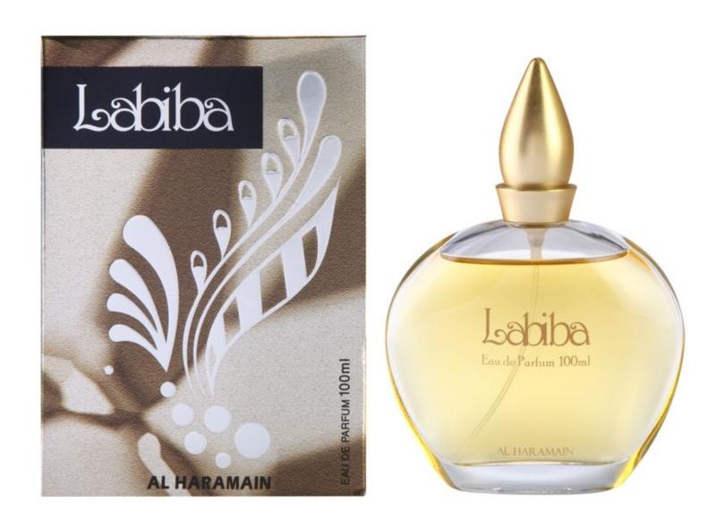 Al Haramain Labiba Eau de Parfum para mulheres 100 ml