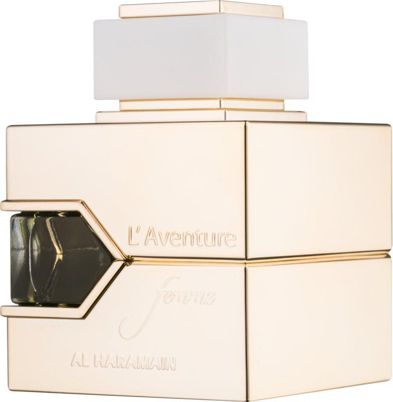 Al Haramain L'Aventure Femme eau de parfum pour femme 100 ml