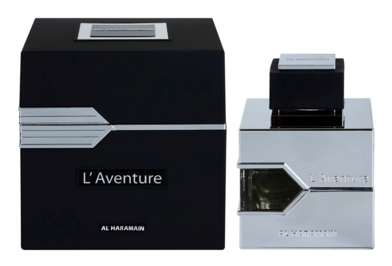 Al Haramain L'Aventure Eau de Parfum για άνδρες 100 μλ