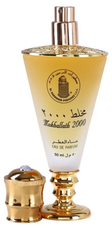 Al Haramain Mukkallath 2000 Gold parfemska voda za žene 50 ml