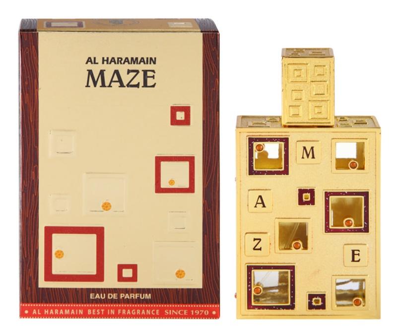 Al Haramain Maze parfémovaná voda unisex 40 ml