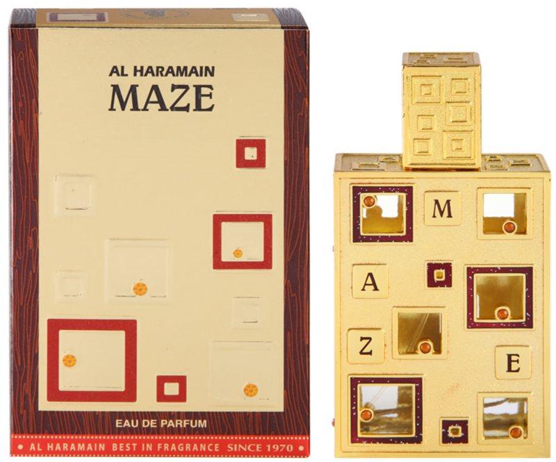 Al Haramain Maze woda perfumowana unisex 40 ml