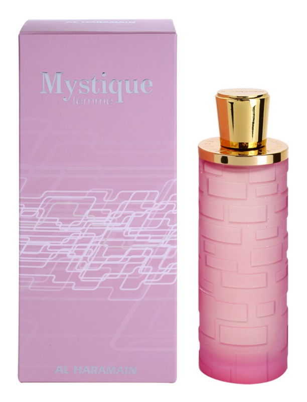 Al Haramain Mystique Femme Eau de Parfum for Women 100 ml