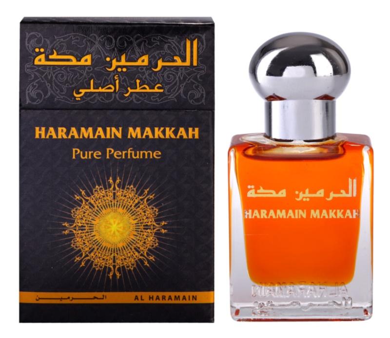 Al Haramain Makkah Perfumed Oil unisex 15 ml
