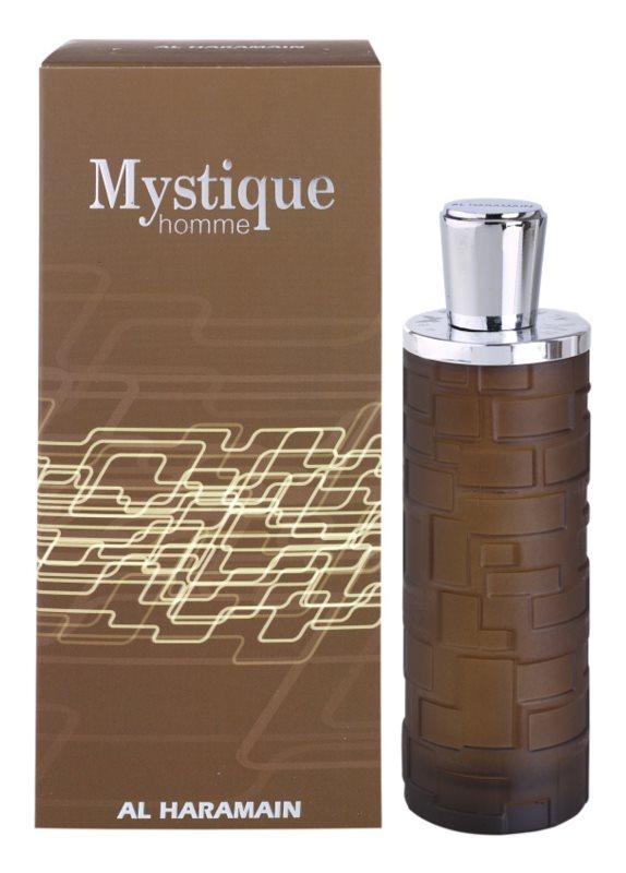 Al Haramain Mystique Homme Eau de Parfum for Men 100 ml