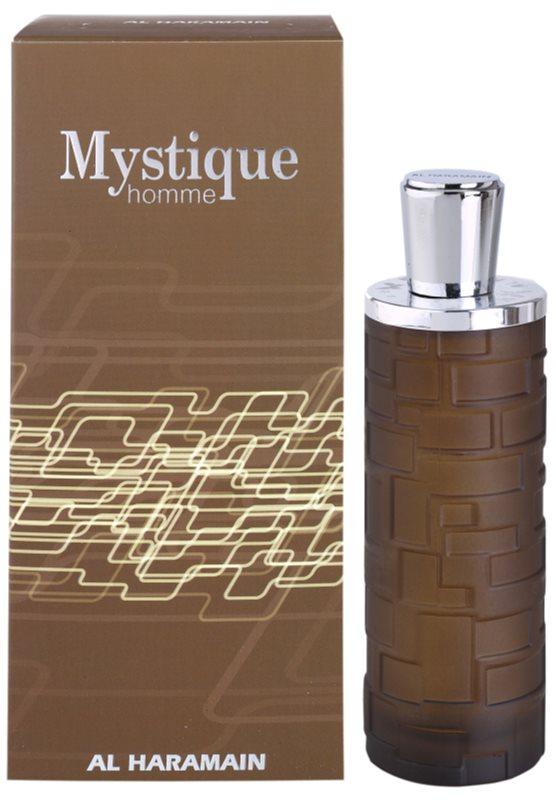 Al Haramain Mystique Homme Parfumovaná voda pre mužov 100 ml