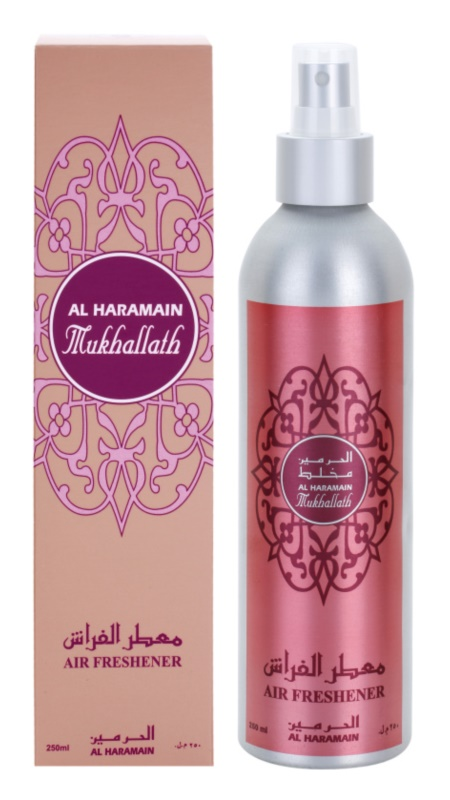 Al Haramain Mukhallath spray lakásba 250 ml
