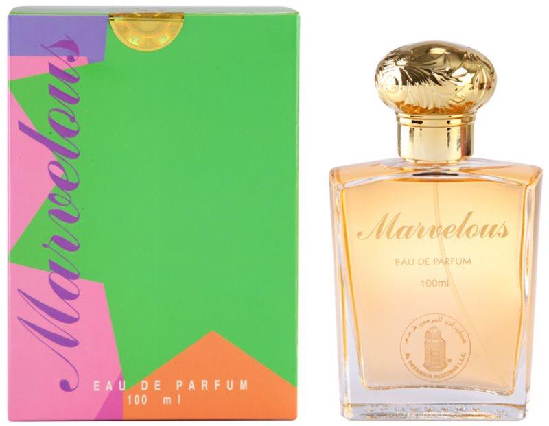 Al Haramain Marvelous парфумована вода унісекс 100 мл