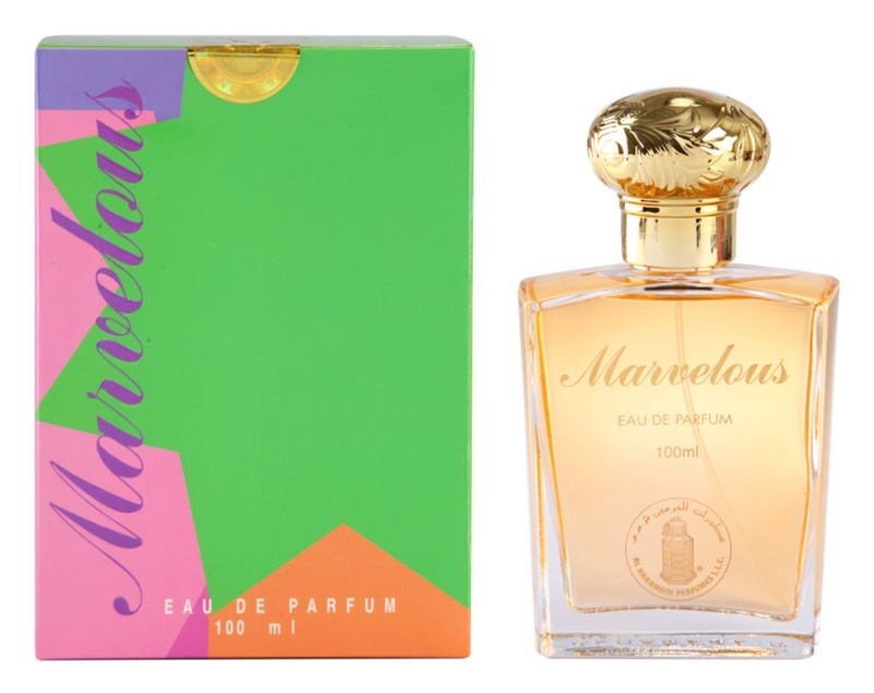 Al Haramain Marvelous woda perfumowana unisex 100 ml
