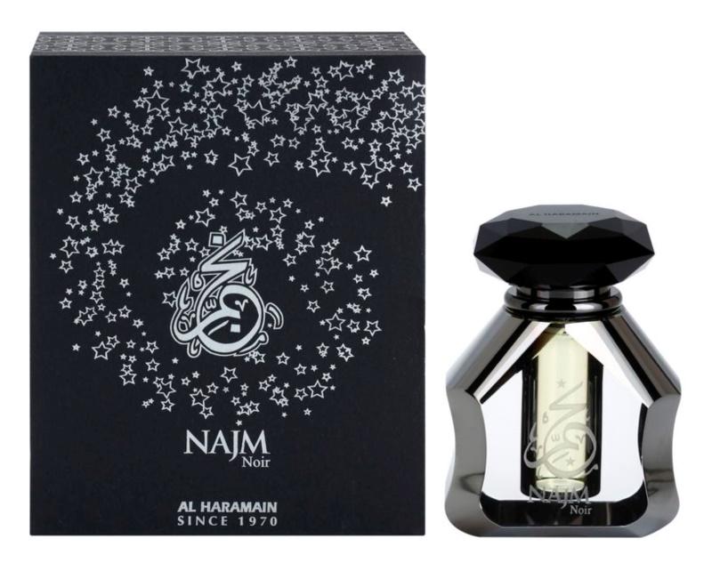 Al Haramain Najm Noir парфюмирано масло унисекс 18 мл.