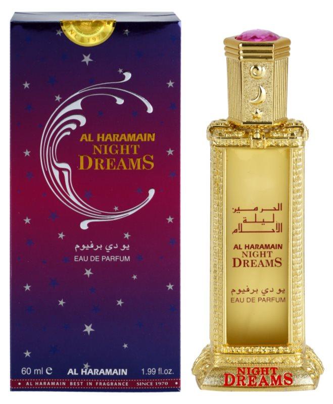 Al Haramain Night Dreams парфумована вода для жінок 60 мл