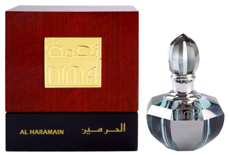 Al Haramain Nima olio profumato per donna 6 ml