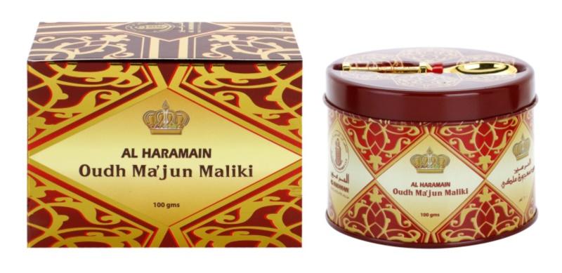 Al Haramain Oudh Ma'Jun Mailki kadidlo 100 g