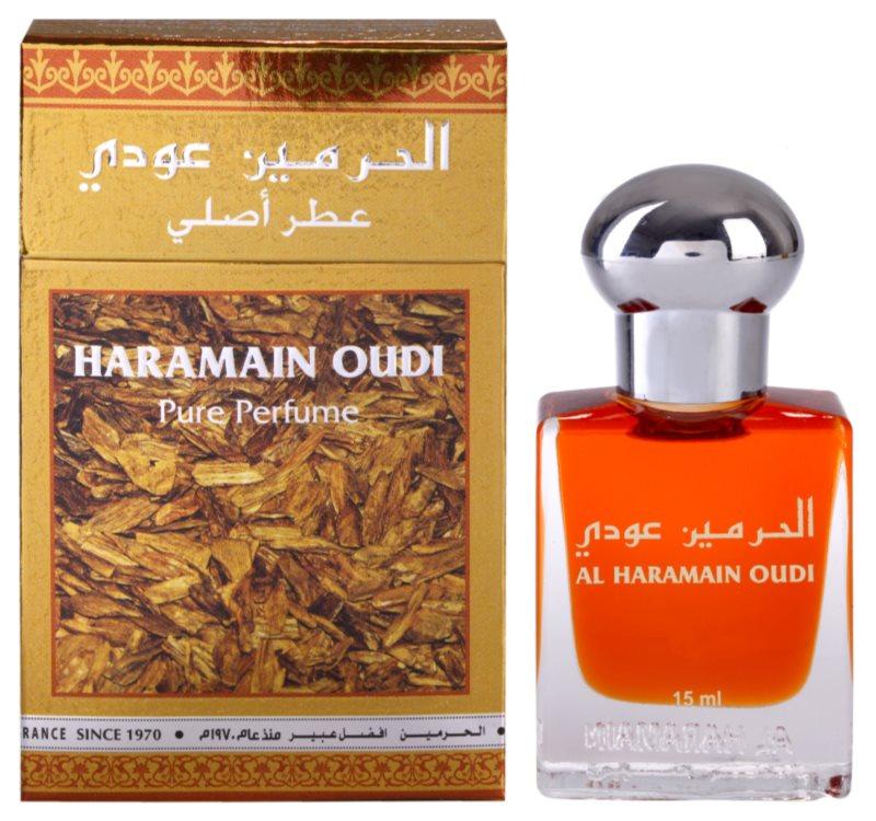 Al Haramain Oudi parfémovaný olej unisex 15 ml