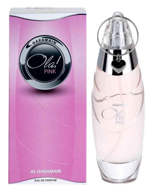 Al Haramain Ola! Pink eau de parfum nőknek 100 ml