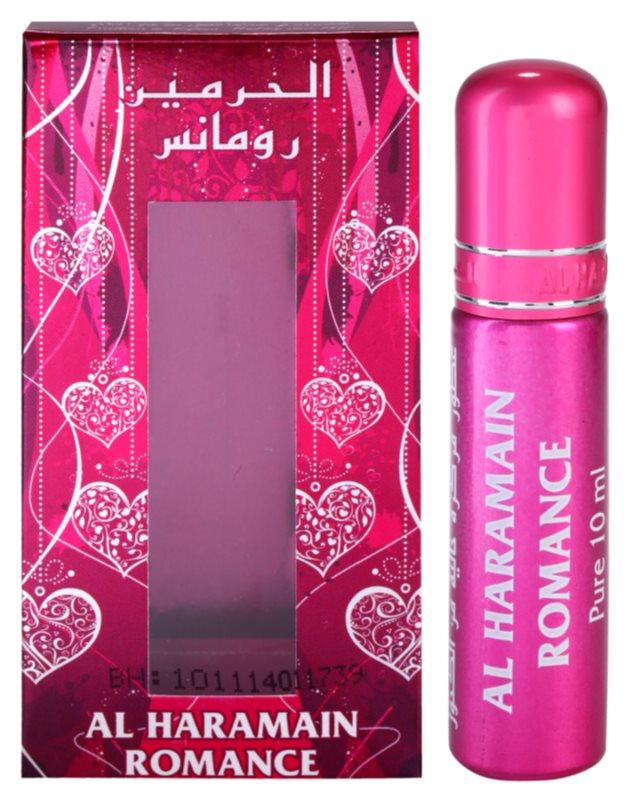 Al Haramain Romance Αρωματικό λάδι για γυναίκες 10 μλ