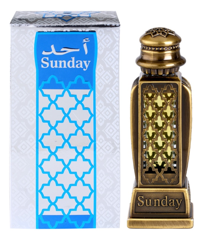 Al Haramain Sunday parfémovaná voda pro ženy 15 ml