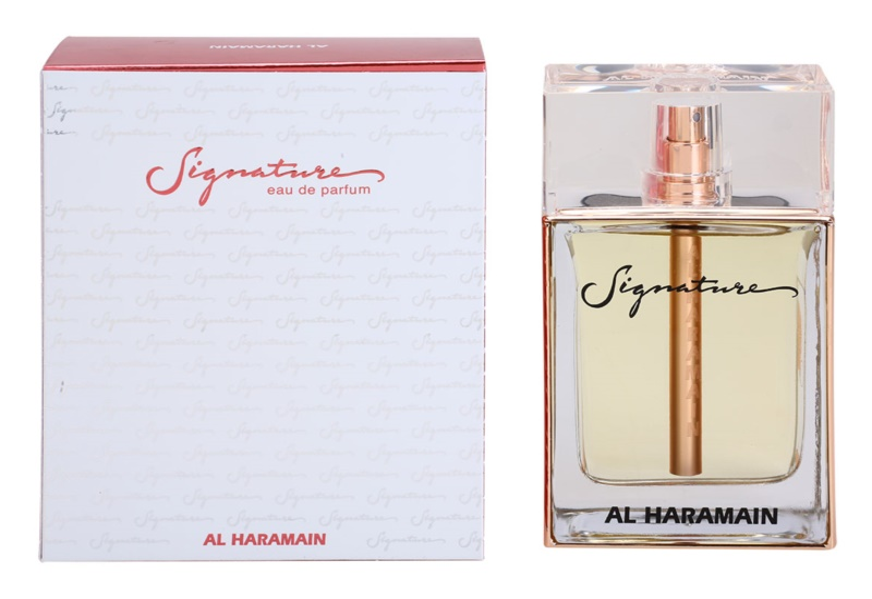 Al Haramain Signature parfumska voda za ženske 100 ml