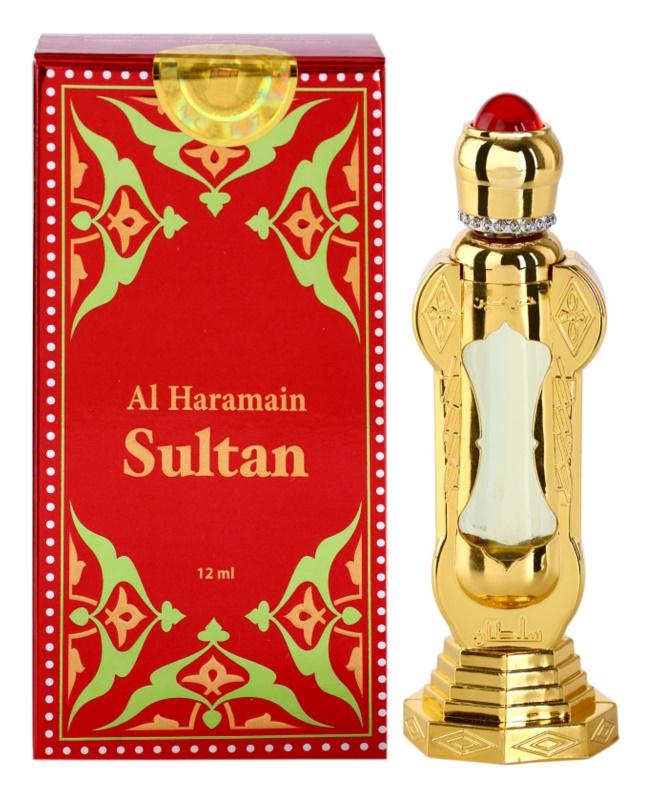 Al Haramain Sultan parfümiertes Öl unisex 12 ml