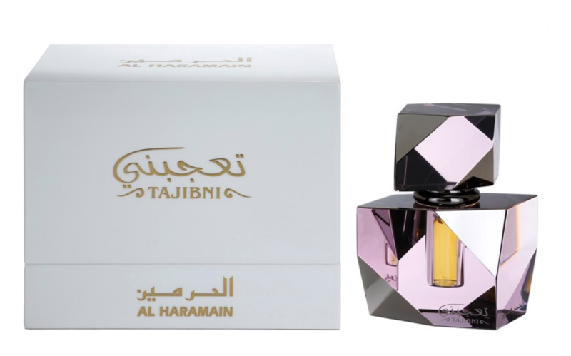 Al Haramain Tajibni parfümiertes Öl Damen 6 ml