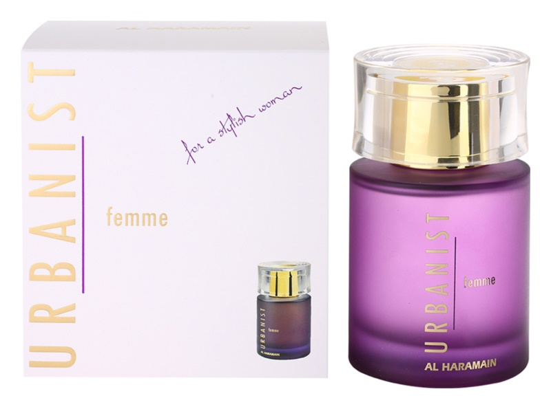 Al Haramain Urbanist Femme parfémovaná voda pro ženy 100 ml