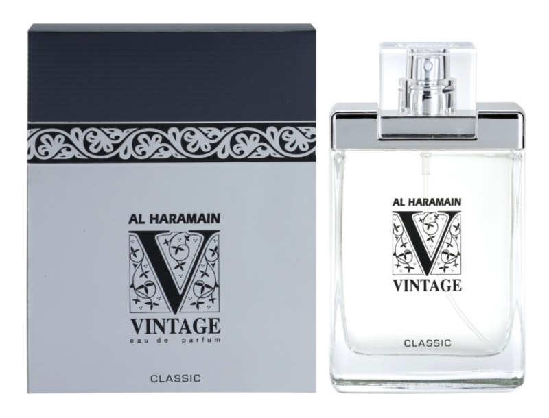 Al Haramain Vintage Classic Eau de Parfum for Men 100 ml