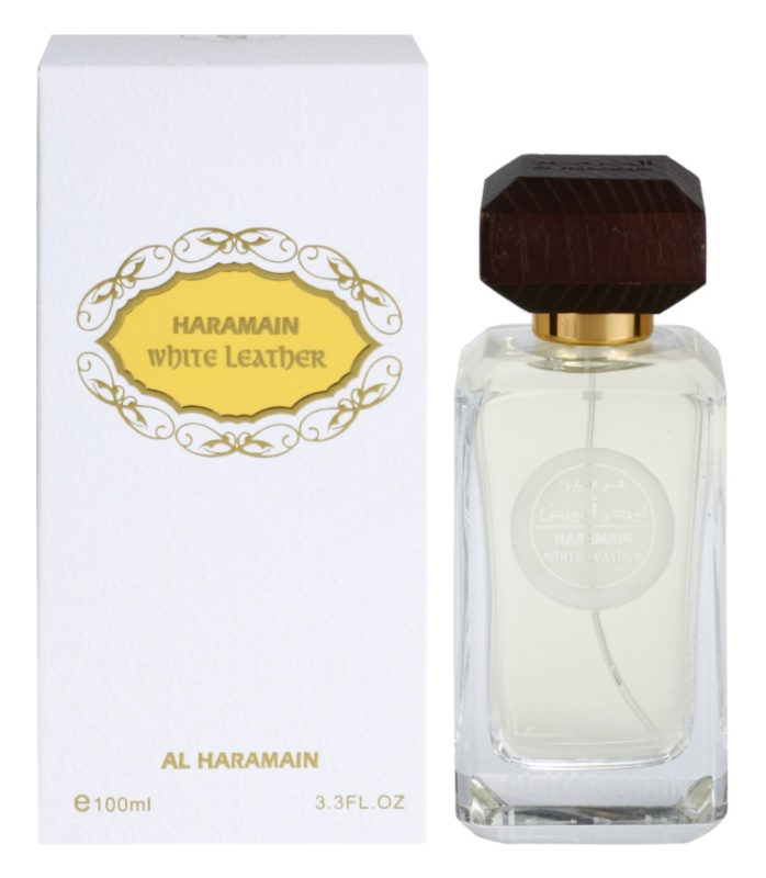Al Haramain White Leather parfémovaná voda unisex 100 ml