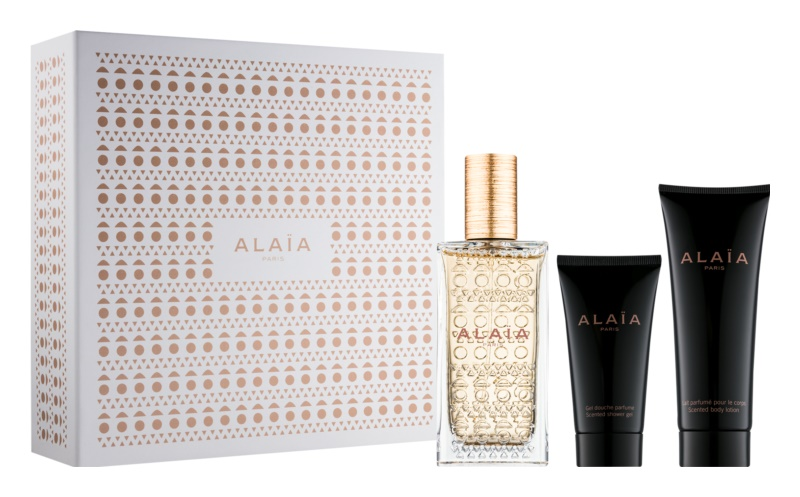 Alaïa Paris Eau de Parfum Blanche dárková sada I.