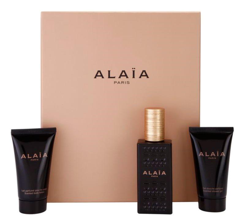 Alaïa Paris Alaïa set cadou I.