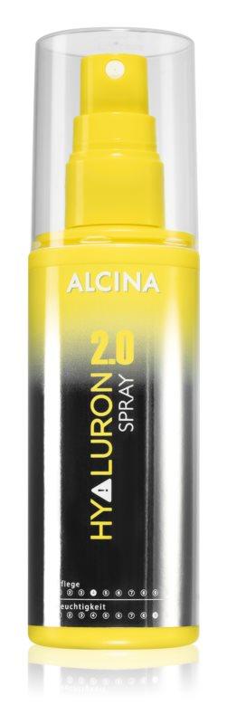 Alcina Hyaluron 2.0 hydratační sprej na vlasy