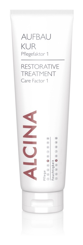 Alcina Dry and Damaged Hair відновлююча сироватка для зміцнення волосся