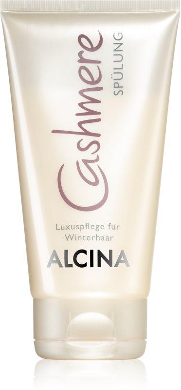 Alcina Cashmere luxusná starostlivosť o vlasy v zimnom období